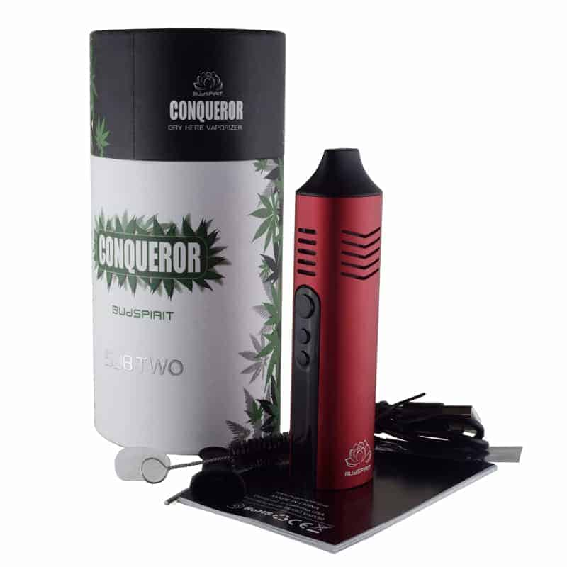 Budspirit Conqueror Portable Vaporizer