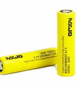 Mxjo 18650 High Drain Mod Battery Imr 3000 Mah 35a 1