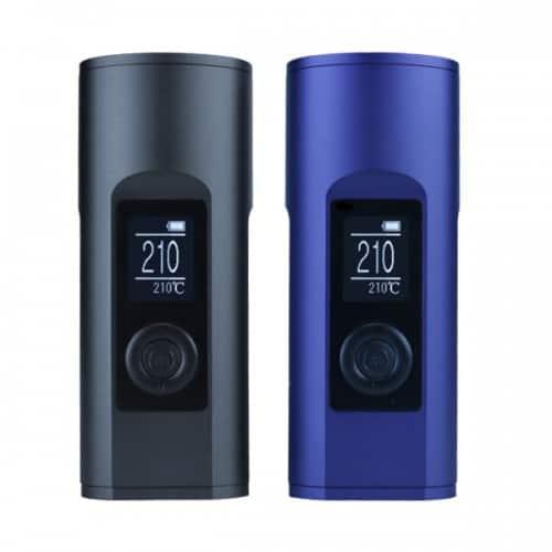 Arizer Solo 2 Vaporizer Black And Blue V2