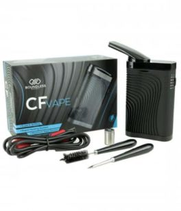 Boundless Cf Vaporizer All Contents