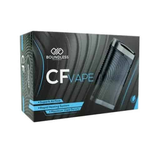 Boundless Cf Vaporizer Box