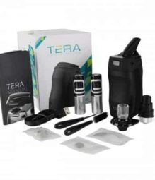 Boundless Tera Vaporizer All Contents