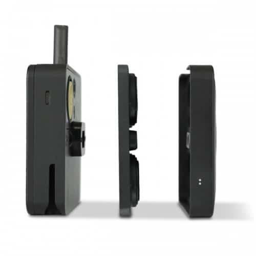 Haze Tech Square Pro Vaporizer Apart