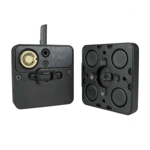 Haze Tech Square Pro Vaporizer Apart V2