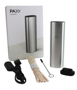 Pax 2 Vaporizer All Contents