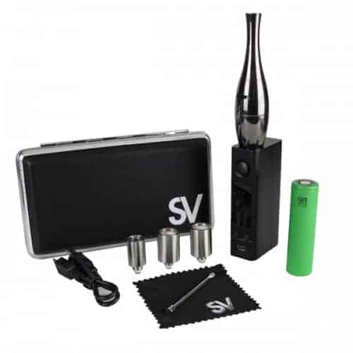 Source Orb Xl V2 Vaporizer All Contents