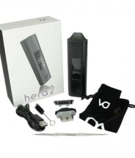 Vape Dynamics Hera 2 Vaporizer All Contents