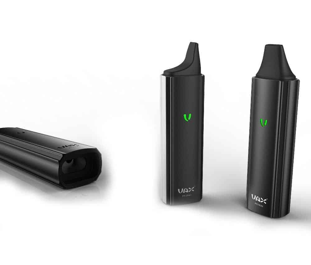 Vax Mini Vaporizer Black