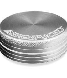 Aerospaced Grinder 2 Piece Silver 1024x1024