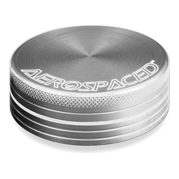 Aerospaced Grinder 2 Piece Silver 1024x1024