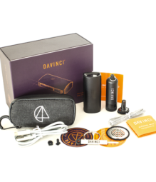 Davinci Miqro Black Explorers Kit