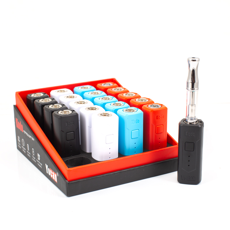 Yocan Kodo Variable Voltage Mini Battery 20 Pack