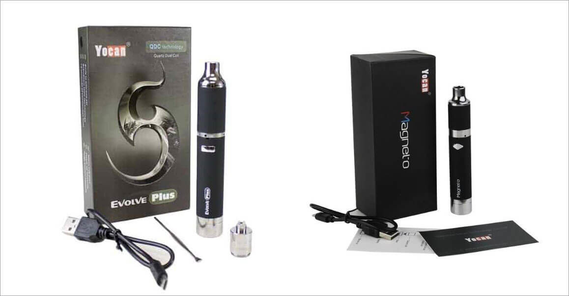 Yocan Vaporizer Review Big