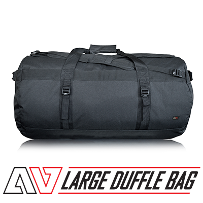 Avert Duffle Bag Text Grande