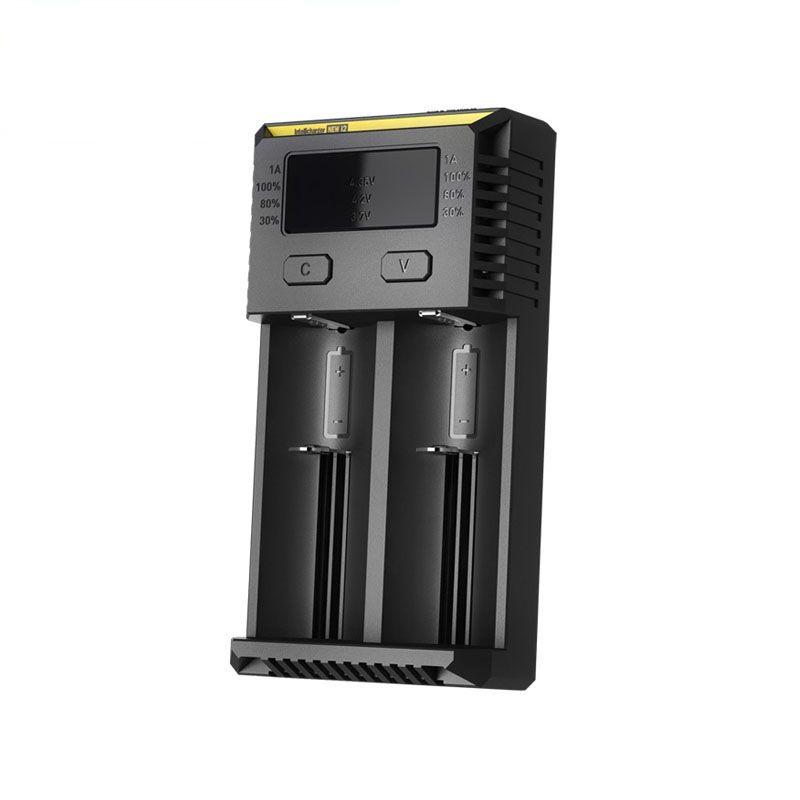 Nitecore New I2 Intellicharger 2 Channel Univer Al Battery 1