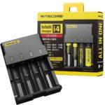 Nitecore New I4 Intellicharger 2 Channel Univer Al Battery 3